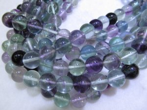 "wholesale bulk  genuine rainbow fluorite round ball jewelry beads 6mm--5strands 16""/per"